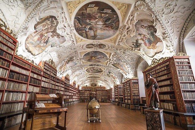 Sala Teologica del Monastero di Strahov