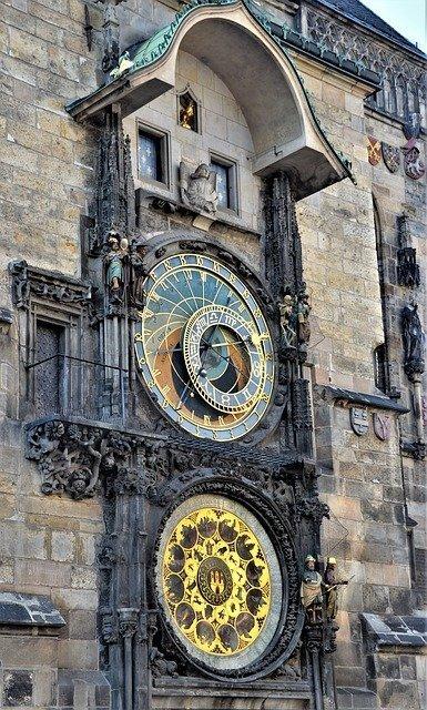 l'orologio astronomico è una delle migliori cose da vedere gratis a Praga