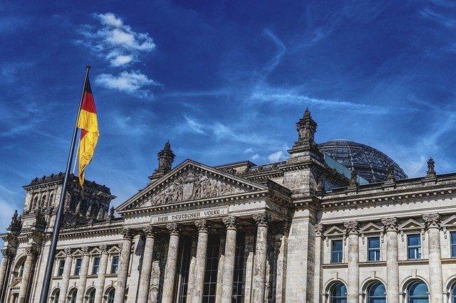 foto del Reichstag, una delle migliori cose da fare gratis a Berlino