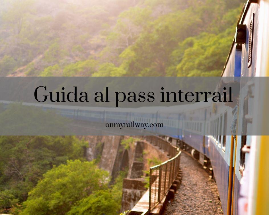 guida al pass interrail