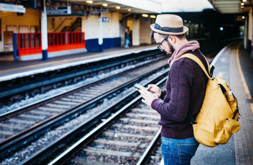 Come organizzare un interrail in Europa in 8 step