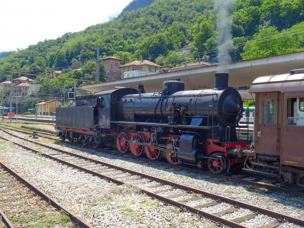 Lario express: da Milano a Lecco con  il treno storico