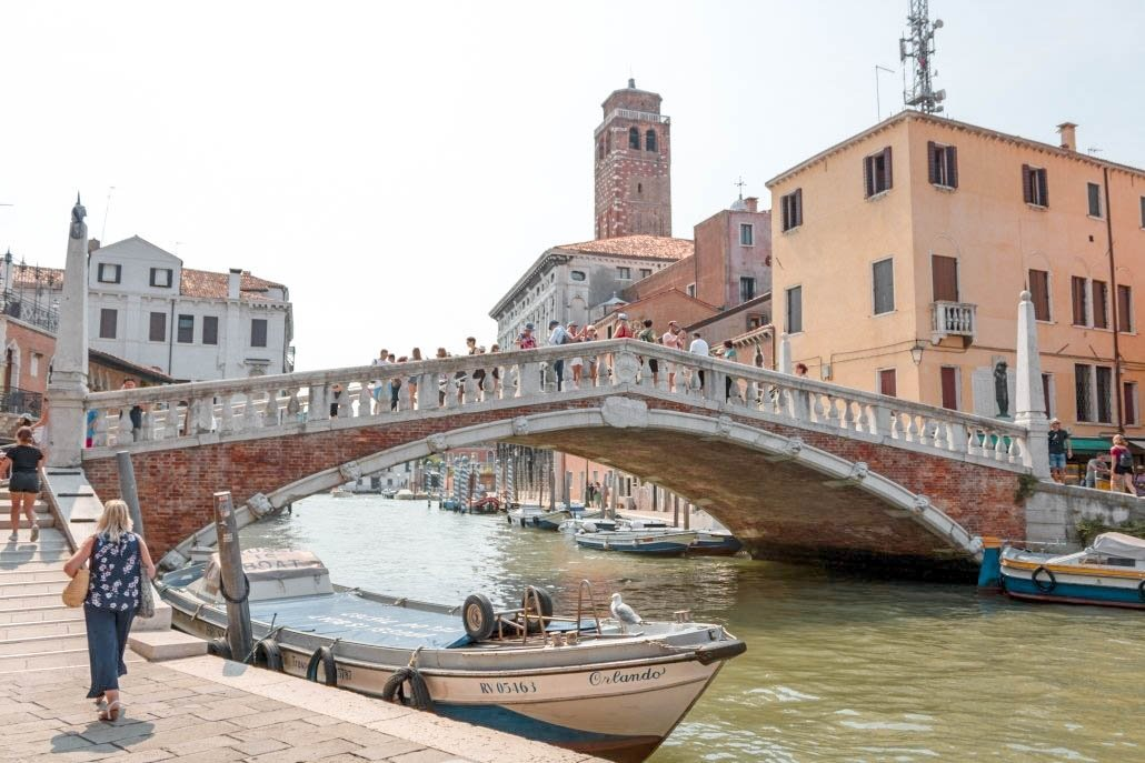 Come organizzare un weekend low cost a Venezia