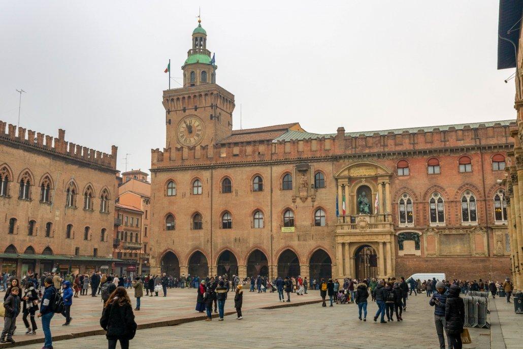 Cosa fare e vedere a Bologna in un giorno mezzo
