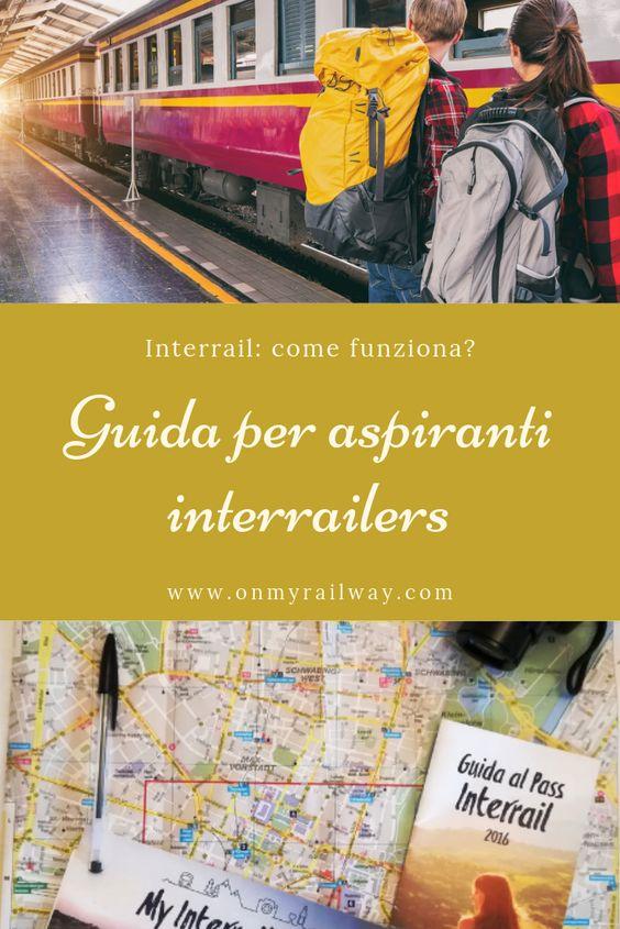 Cos'è e come funziona un viaggio interrail: guida completa per aspiranti interrailers
