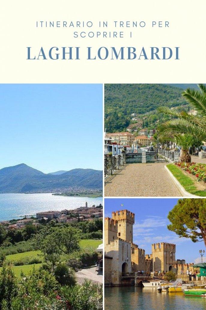 Lombardia in treno: itinerario alla scoperta dei laghi