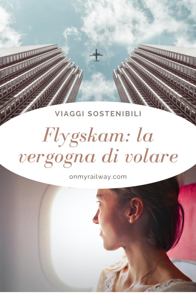 Flygskam: perchè gli svedesi hanno vergogna di volare