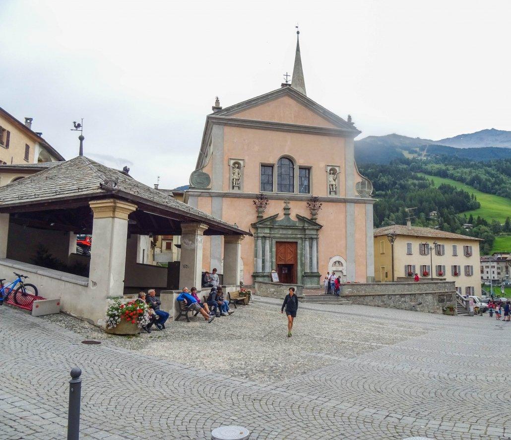 Cosa vedere a Bormio e dintorni: la Chiesa dei Santi Gervasio e Protasio