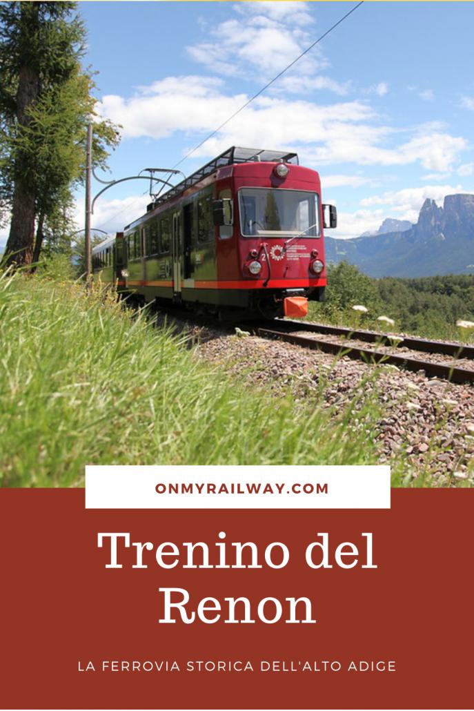 Trenino del Renon: info e itinerario della ferrovia slow di Bolzano