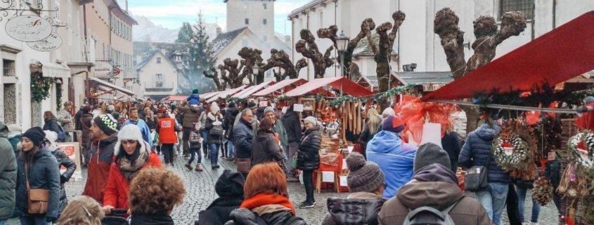 Mercatini di Natale a Santa Maria Maggiore, neve e magia tra le valli piemontesi