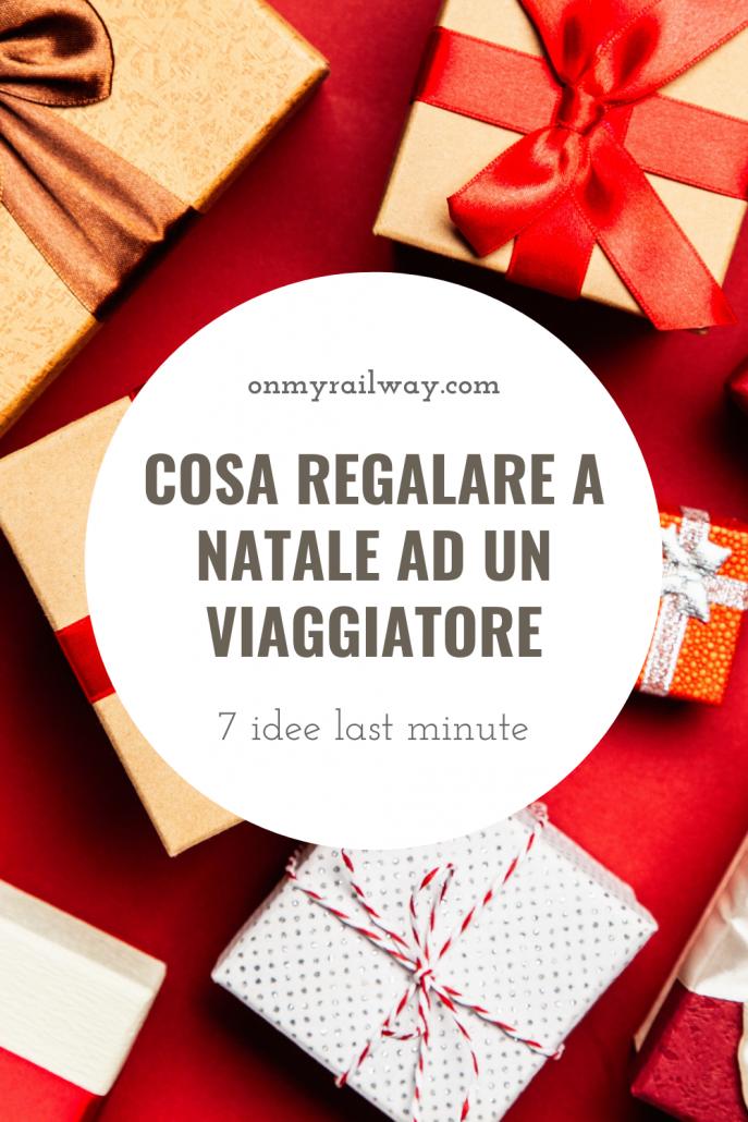 Regali di Natale last minute per viaggiatori