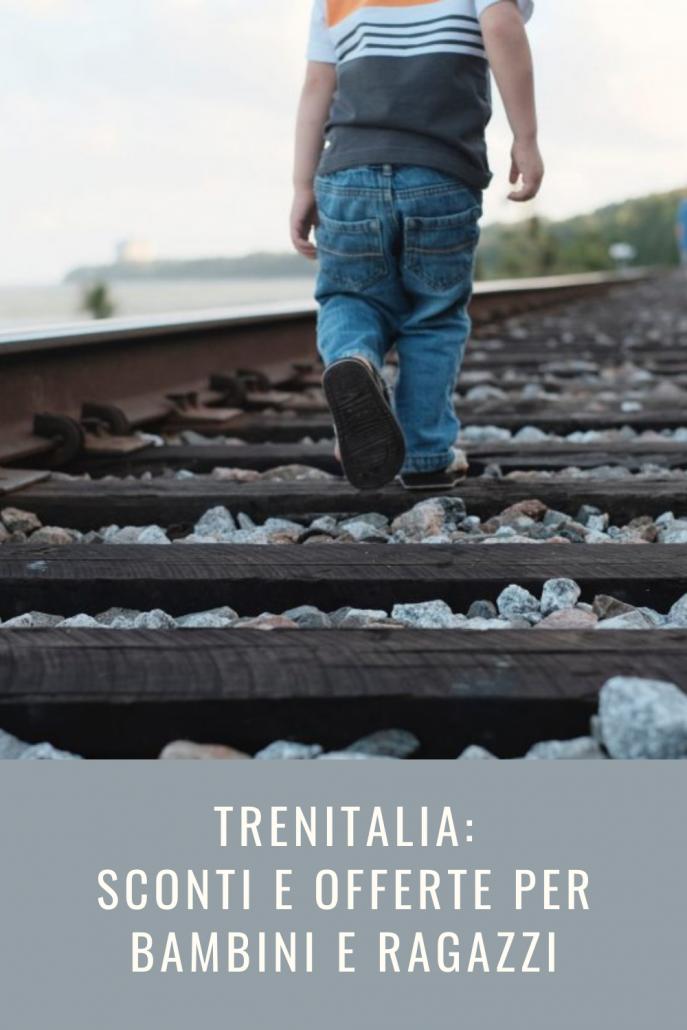 Offerte Trenitalia per viaggiare in famiglia