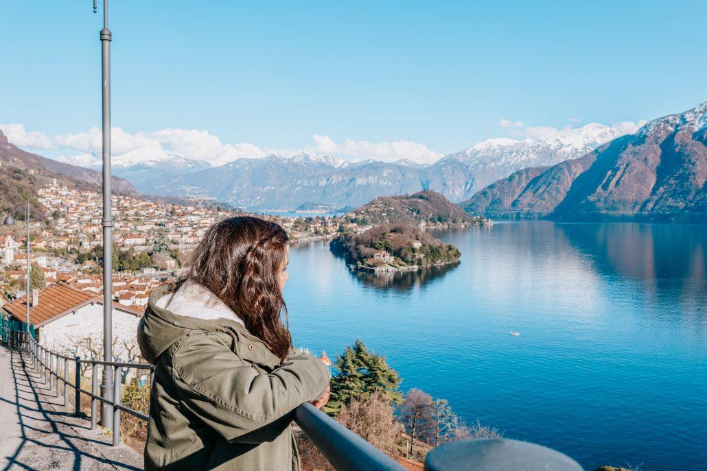 Greenway del lago di Como: la passeggiata verde tra borghi e lago