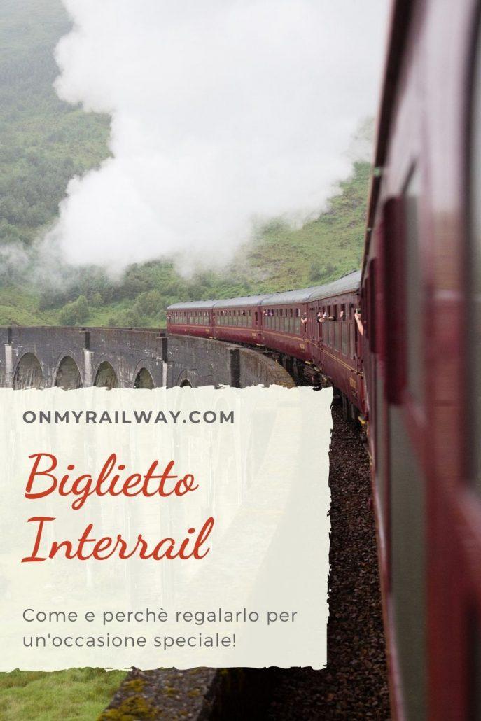 Come regalare un pass interrail: tutto quello che devi da sapere