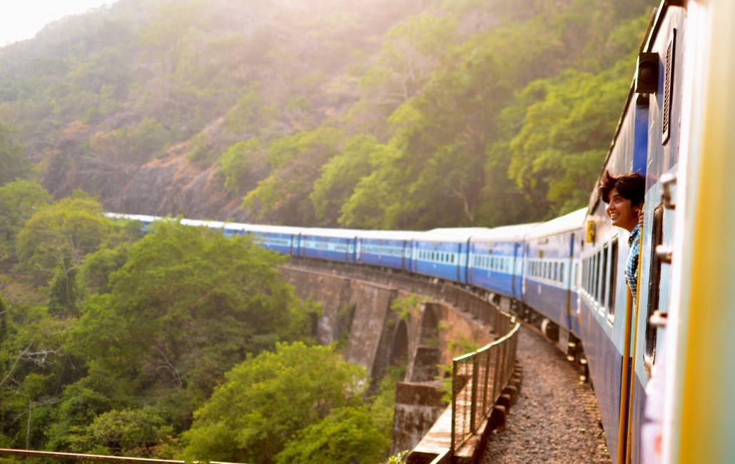 Viaggi in treno panoramici in Europa e nel mondo: Sri Lanka