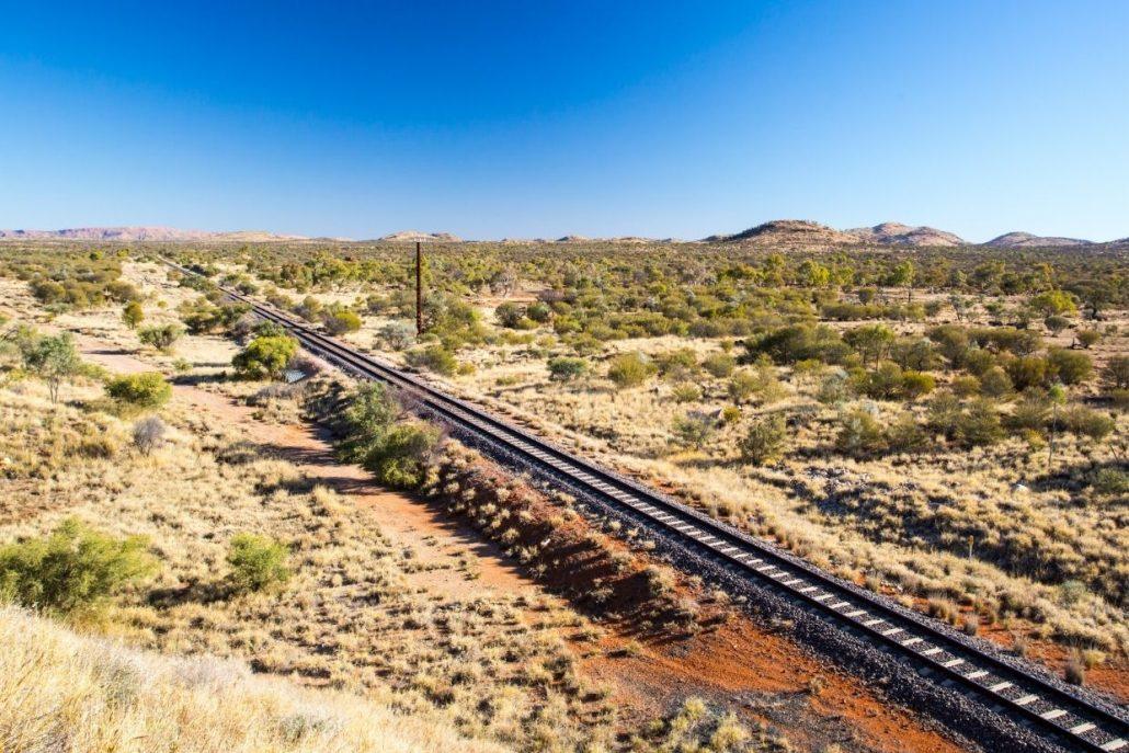 Viaggi in treno panoramici in Europa e nel mondo: il Ghan