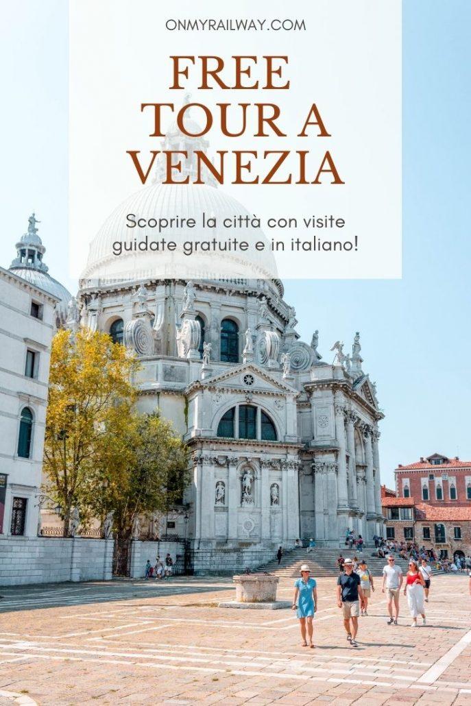 Free walking tour Venezia in italiano: dove e come prenotarli